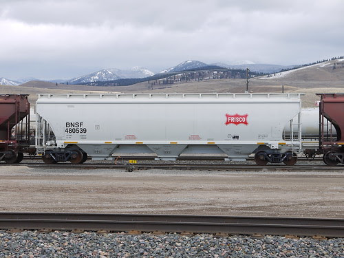 BNSF Heritage freight car?