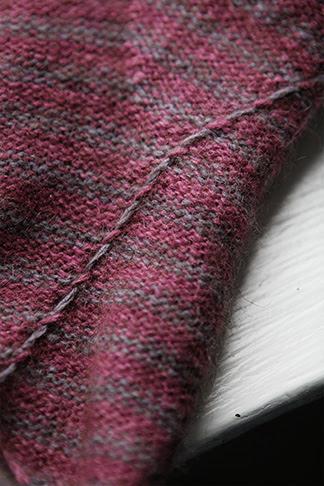 Striped Sock Interior
