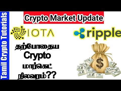 Bitcoin IOTA XRP Latest News | Technical Analysis | Tamil Crypto Tutorials