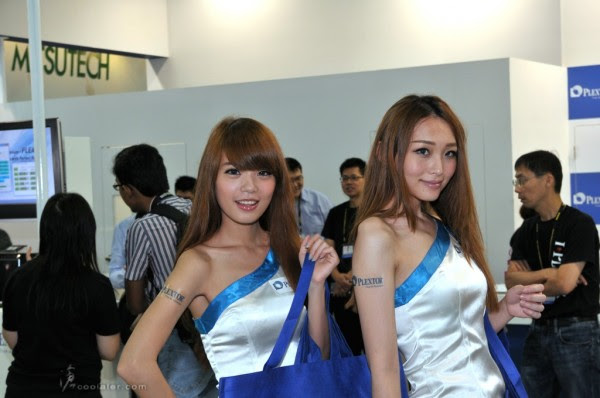 Booth Babes Computex 2014 (6)