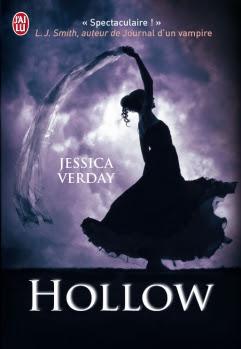 Hollow, tome 1 de Jessica Verday