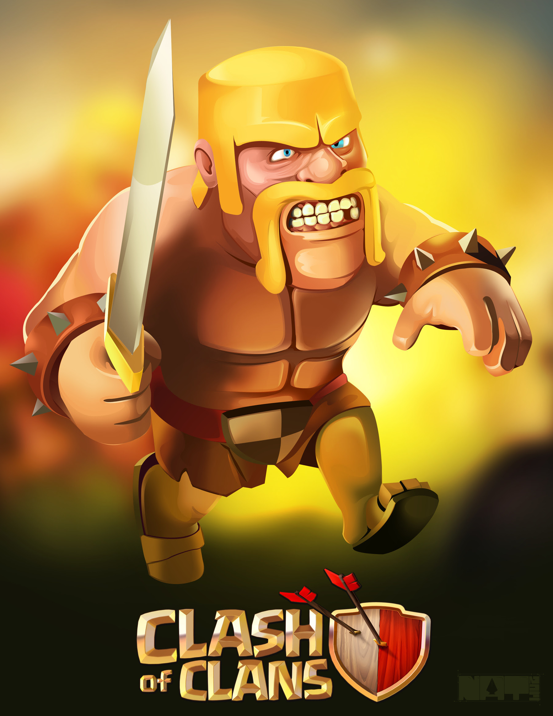 Download 71 Wallpaper Coc Paling Keren