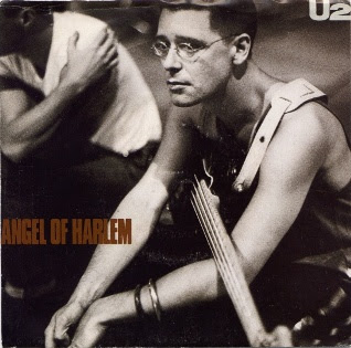 """Angel of Harlem"" song lyrics by U2"