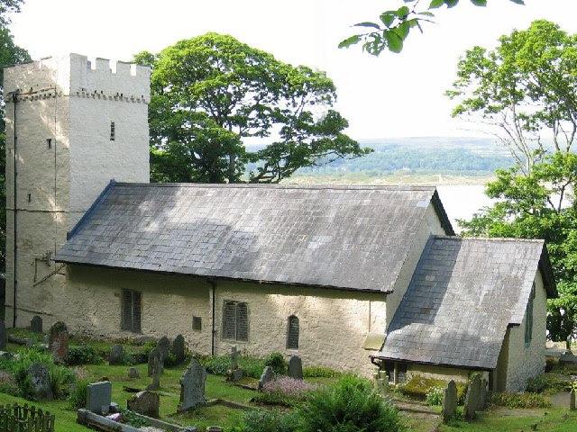 File:St Illtyd's Church, Oxwich - geograph.org.uk - 46956.jpg