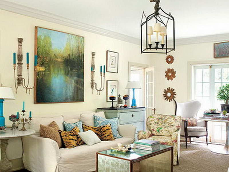 Wall Decor Ideas Decorations For Living Room - Wall ...