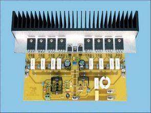 MJL21194 MJL21193 350 Watt Studio amp Mạch