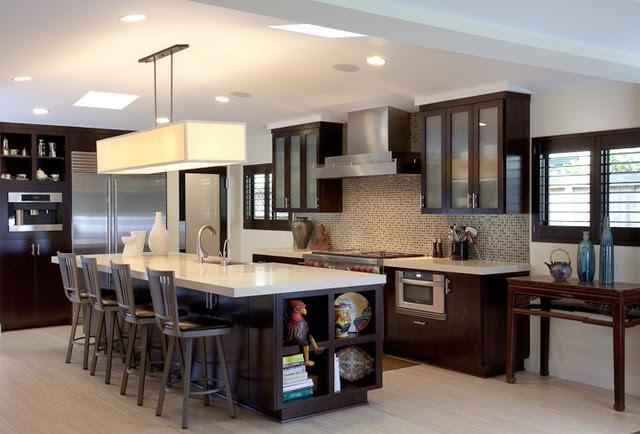 Inspired Examples of Granite Kitchen Countertops | HGTV