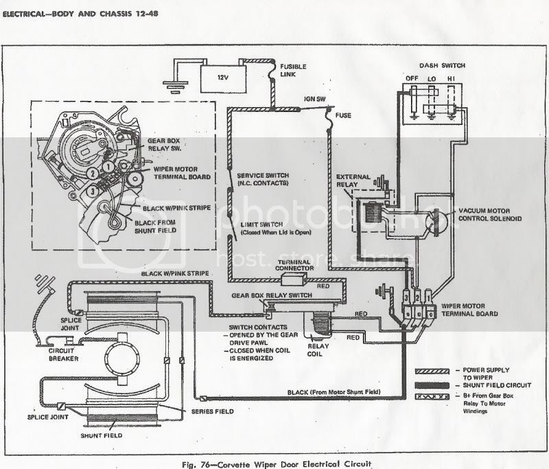 1972 Corvette Wiper Motor Wiring Diagram Wiring Diagram Library D Library D Sposamiora It