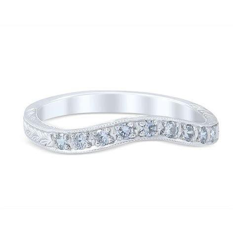 Vintage Style Fiorella Die Struck .60cttw Diamond