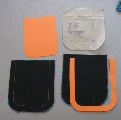 pocket template