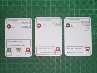 Art-free prototype cards