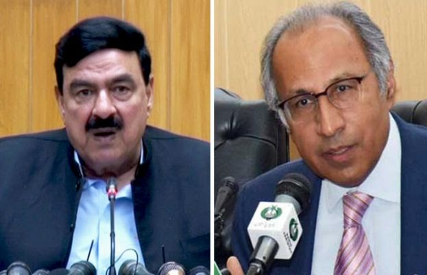 Hafeez Sheikh will win the senate poll: sheikh Rasheed | Latest-News | Daily Pakistan
