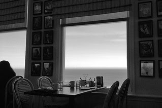 Cliff House - View from the inside