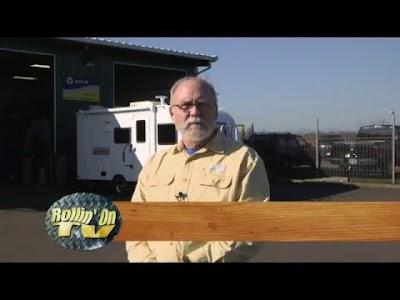 Rollin' On TV Show: Roadmaster Spare Tire Carrier, Trailer Skids, & Lake Chelan