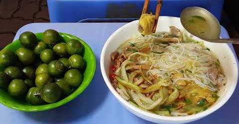Bún Mọc chân Giò 30k ngon cạn lời luôn ☆ SGNN Travel Hanoi