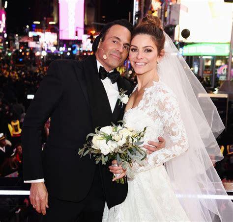 Maria Menounos has surprise New Year?s Eve wedding   NY