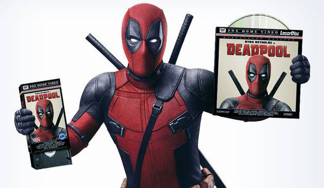 Ryan Reynolds Officially Announces Deadpool Blu-Ray Release Date