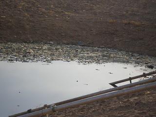 landfill leachate treatment - Traitement du lixiviat de l'enfouillissement