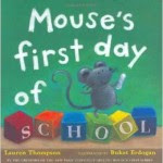 Mouses !st Day of School