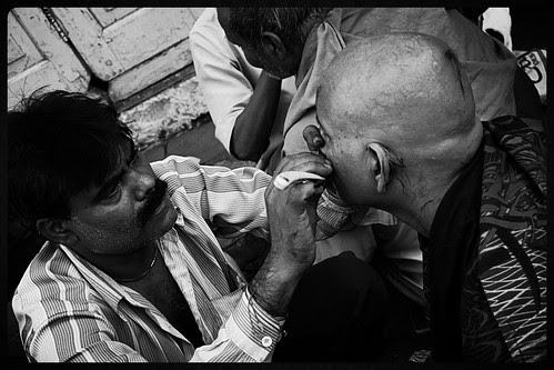 Barbers Are Part Of Our Karmic Existence by firoze shakir photographerno1