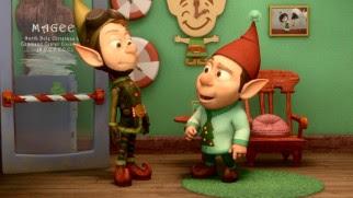 Neo-assegnati partner Lanny e Wayne si incontrano per la prima volta.