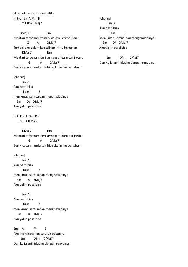 Chord Gitar Lagu Melayu 90an Braderva Doceinfo