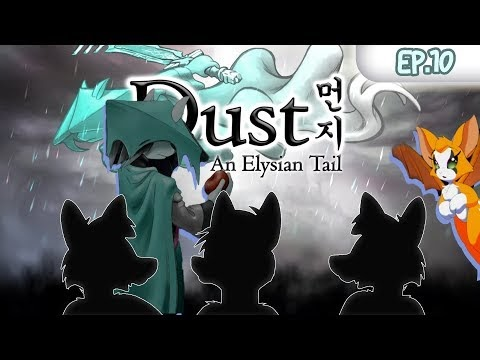 Between 2 Foxes - Furry Games: Dust an Elysian Tail - Ash Coyote - EP10