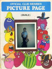 1974 Funny Face Fun Club