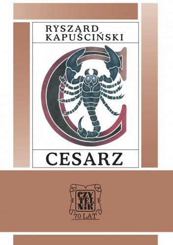 Okładka książki Cesarz