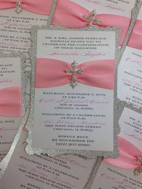 Best 25  Communion invitations ideas on Pinterest   Holy