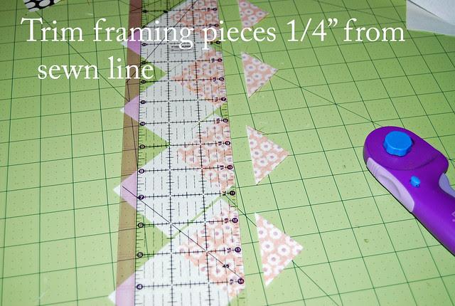 trim framing pieces