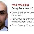 Paris Attack Suspect Samy Amimour