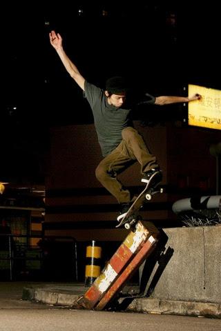 Skateboarding iPhone Wallpaper   iDesign iPhone
