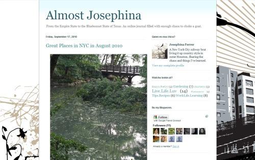 Almost Josephina