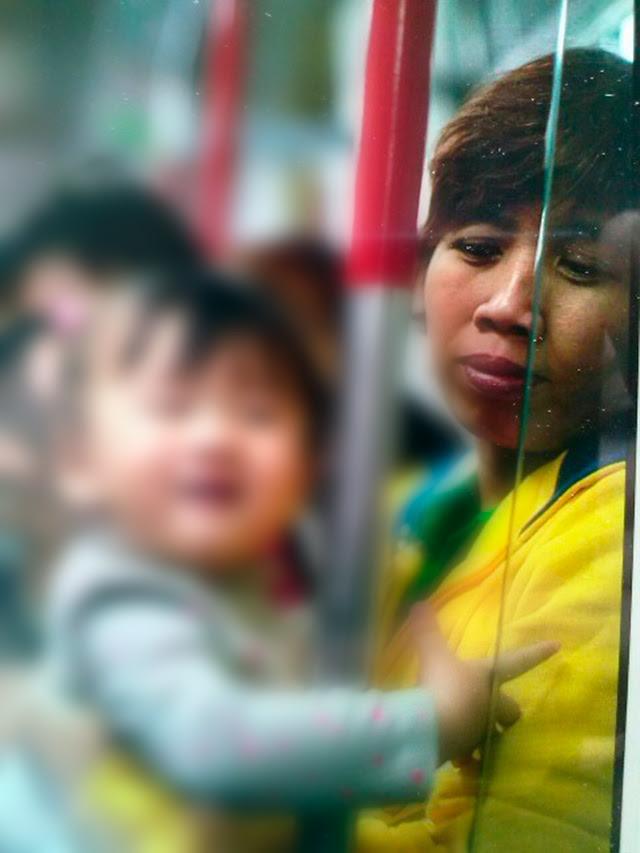 SUSIYAH. Susiyah salah satu penumpang yang ikut hilang bersama Pesawat Air Asia QZ 8501, sejak Minggu, 28 Desember 2014 kemarin. Foto oleh Kartika Ikawati/Rappler