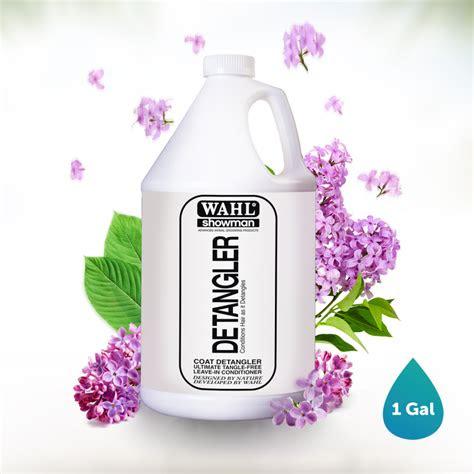 easy groom detangler  gallon technogroom limited