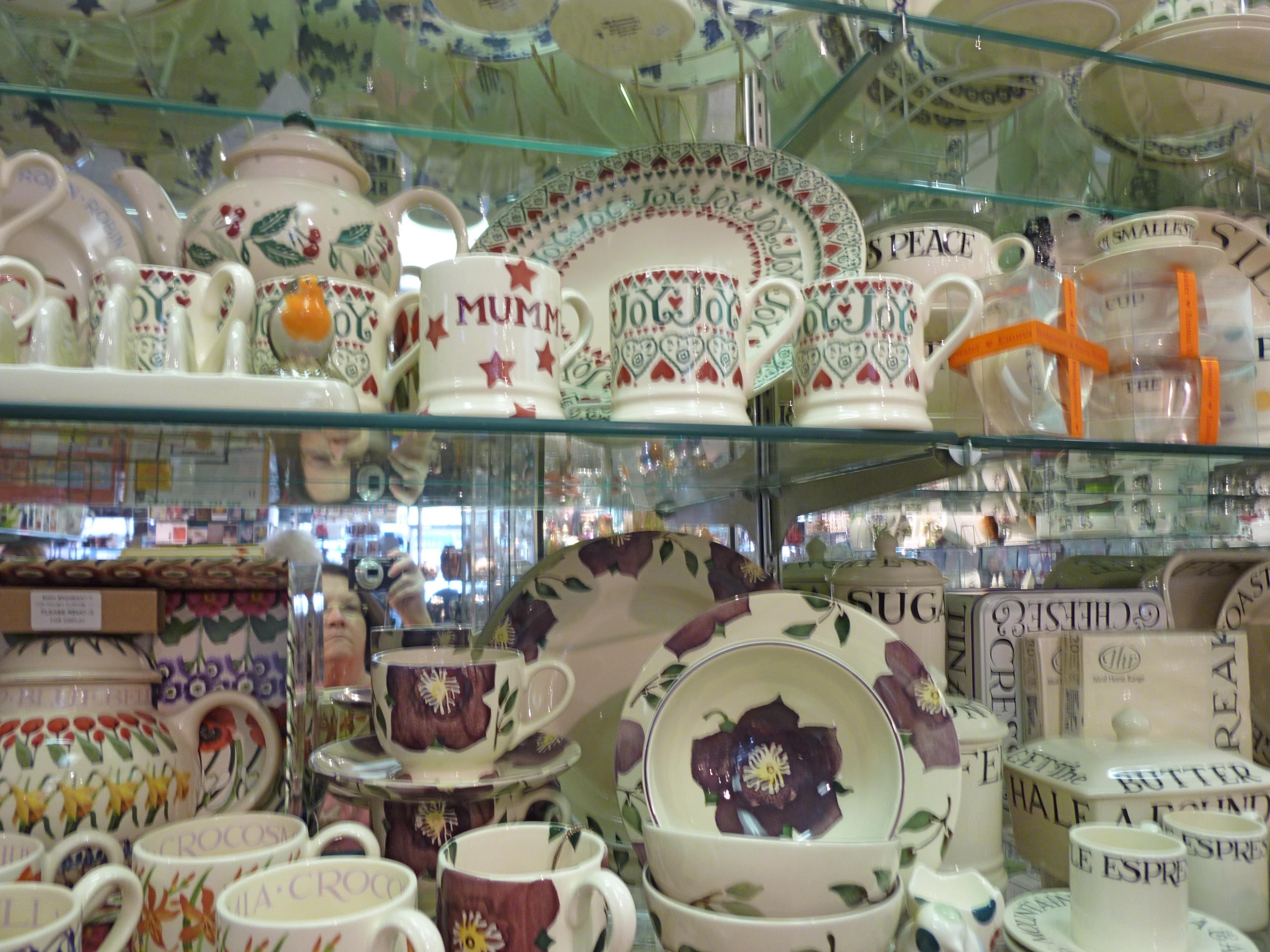 Bridgewater/Christmas Shopping
