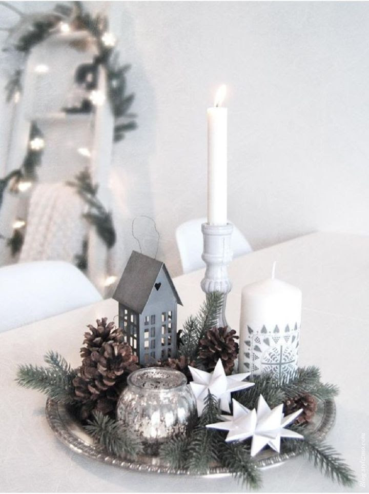 el corte ingles luces navidad estilismo navidad nordico luces blancas cadenas guirnaldas guirnaldas de navidad luces de navidad blog decoración nórdica decoración nordica navidad decoración en blanco estilo nórdico escandinavo