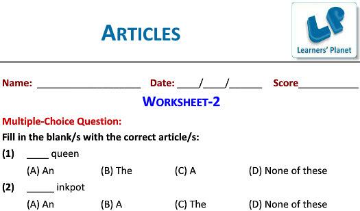 1st Class Online Printable Worksheets Practice Test Quiz Kids