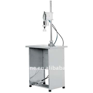 Semi-Automatic Capping Machine with working table
