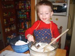 My favorite kitchen helper!