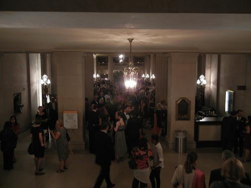 US Premiere of Cinderella by Christopher Wheeldon, San Francisco Ballet, 3 May 2013 - Intermission _ DSCN6712