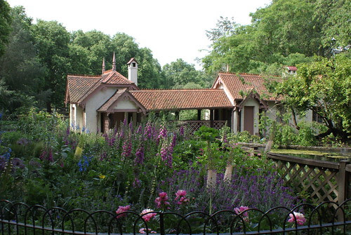 Swiss Cottage in St. James' Park.