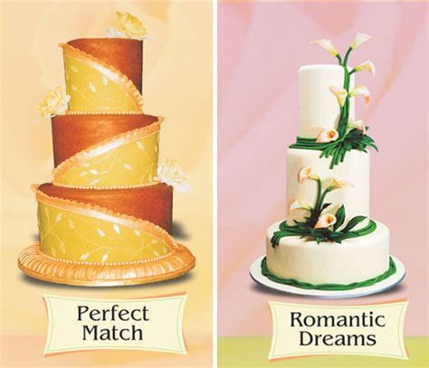 Dream Wedding Cake Within Reach   Goldilocks Bakeshop