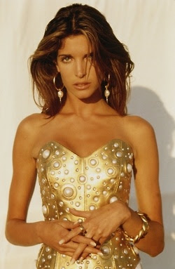 "Stephanie Seymour ....we always wanted to ""see more"""