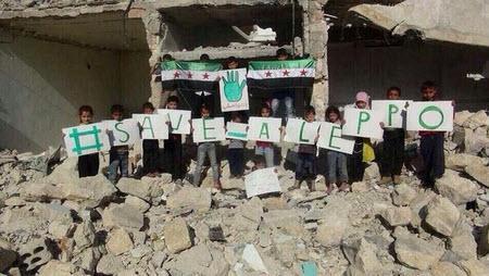 Selamatkan Suriah!
