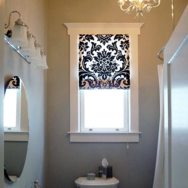 Blinds for bathroom windows - shutters and window ...