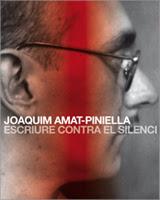 Exposició 'Joaquim Amat-Piniella: Escriure contra el silenci.' a Barcelona