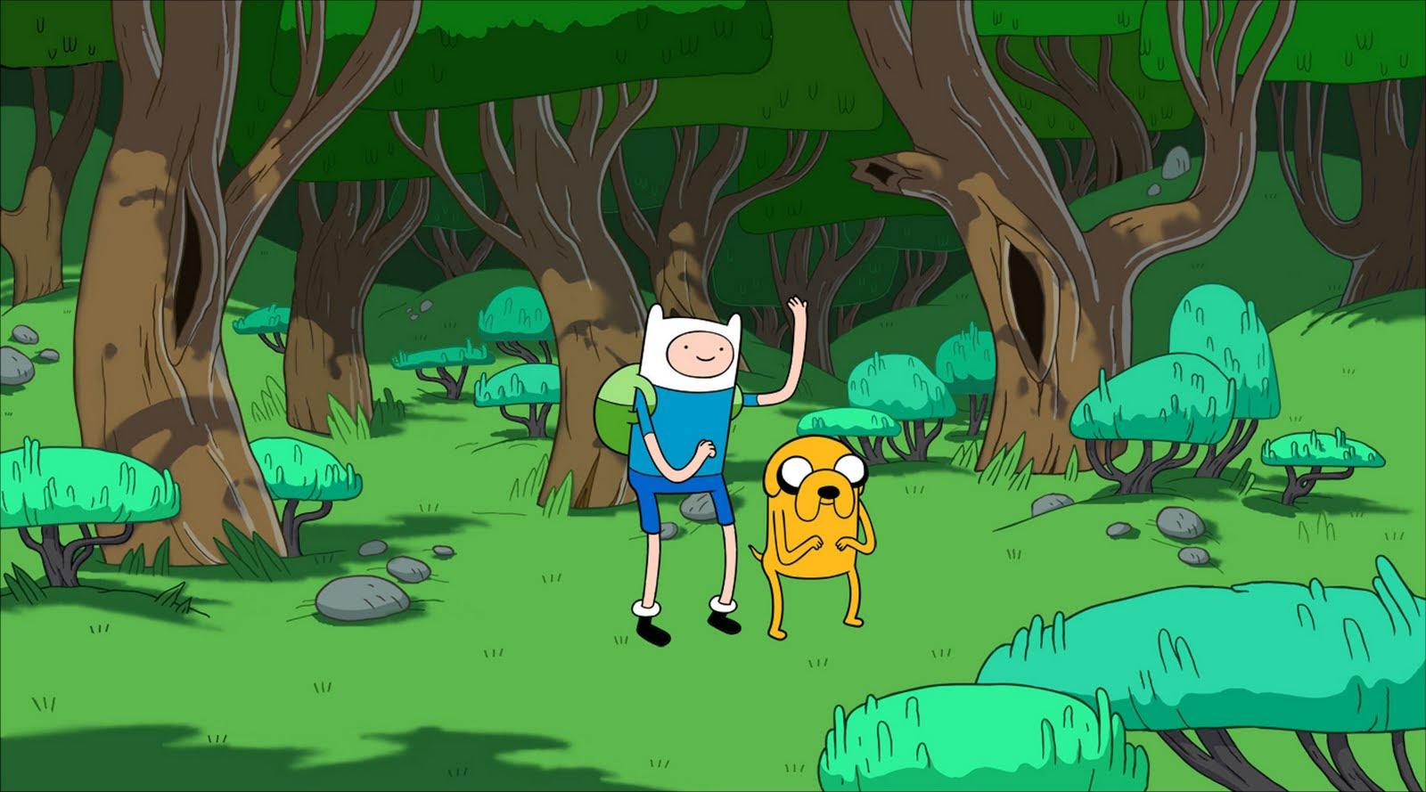 Adventure Time Wallpaper Pinterest