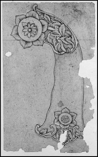 Patna design (about 1800)